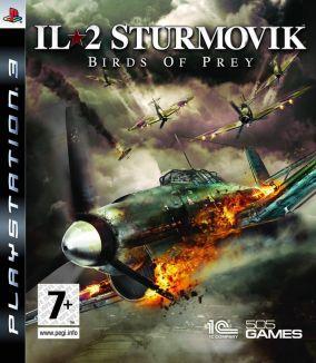 Immagine della copertina del gioco IL-2 Sturmovik: Birds of Prey per PlayStation 3