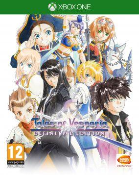 Immagine della copertina del gioco Tales of Vesperia: Definitive Edition per Xbox One