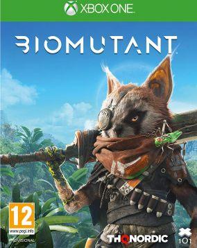 Immagine della copertina del gioco Biomutant per Xbox One