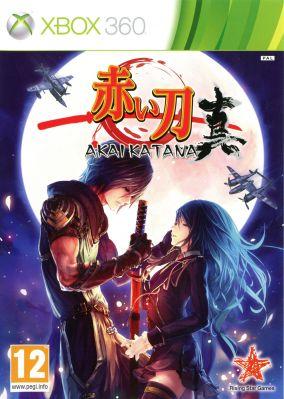 Copertina del gioco Akai Katana Shin per Xbox 360