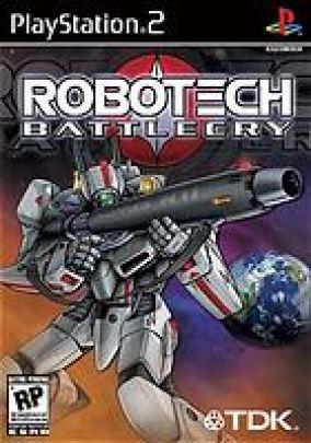 Copertina del gioco Robotech: Battlecry per PlayStation 2