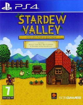 Immagine della copertina del gioco Stardew Valley per PlayStation 4