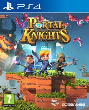 Copertina del gioco Portal Knights per PlayStation 4