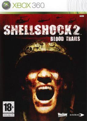 Copertina del gioco Shellshock 2: Blood Trails per Xbox 360