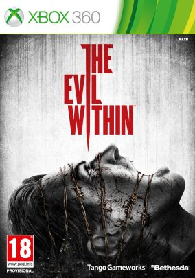 Copertina del gioco The Evil Within per Xbox 360