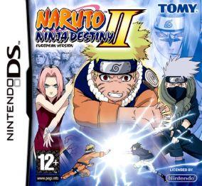 Immagine della copertina del gioco Naruto Ninja Destiny 2 - European Version per Nintendo DS