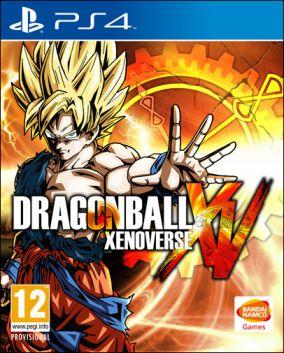 Immagine della copertina del gioco Dragon Ball Xenoverse per Playstation 4