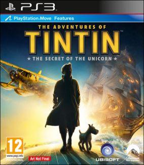 Copertina del gioco Le avventure di Tin Tin: il videogioco per PlayStation 3