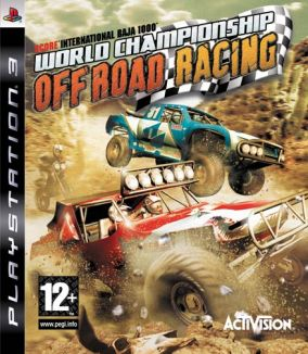 Copertina del gioco World Championship Off Road Racing per PlayStation 3