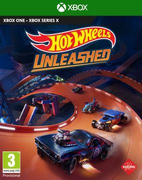 Copertina del gioco Hot Wheels Unleashed per Xbox One