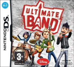 Immagine della copertina del gioco Ultimate Band per Nintendo DS