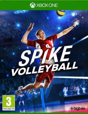 Copertina del gioco Spike Volleyball per Xbox One