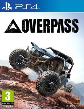 Immagine della copertina del gioco Overpass per PlayStation 4