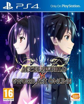 Immagine della copertina del gioco Accel World VS. Sword Art Online per Playstation 4