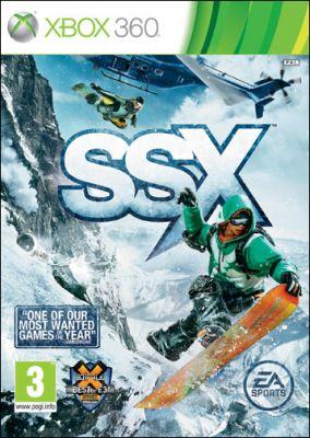 Immagine della copertina del gioco SSX per Xbox 360