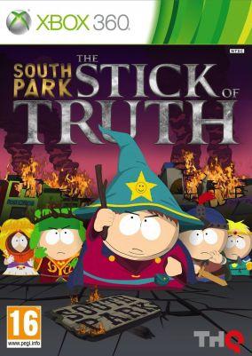Copertina del gioco South Park: Il bastone delle verità per Xbox 360