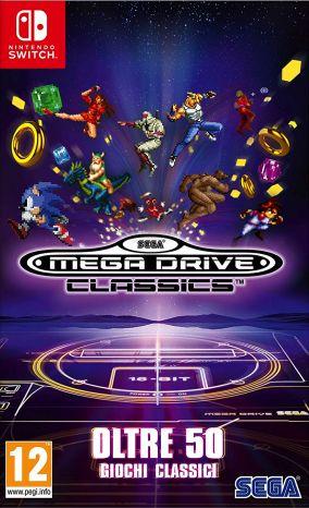 Immagine della copertina del gioco SEGA Mega Drive Classics per Nintendo Switch
