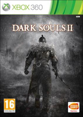 Copertina del gioco Dark Souls II per Xbox 360
