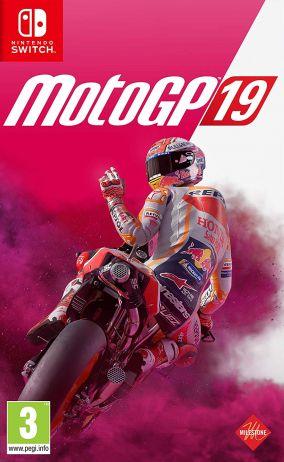 Copertina del gioco MotoGP 19 per Nintendo Switch