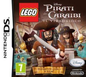 Immagine della copertina del gioco LEGO Pirati dei Caraibi per Nintendo DS