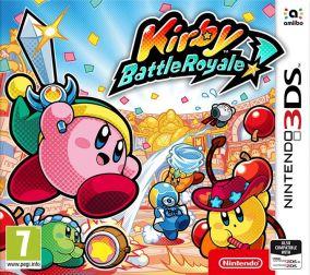 Immagine della copertina del gioco Kirby: Battle Royale per Nintendo 3DS