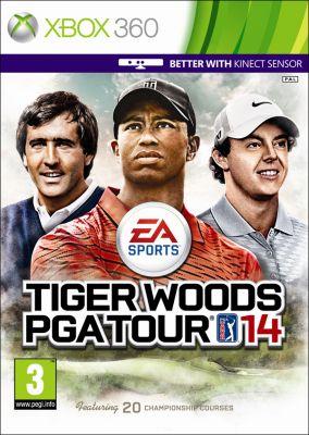 Copertina del gioco Tiger Woods PGA Tour 14 per Xbox 360