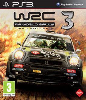 Immagine della copertina del gioco WRC 3 per PlayStation 3