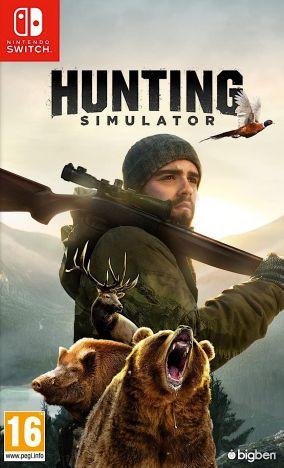 Copertina del gioco Hunting Simulator per Nintendo Switch