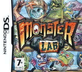 Immagine della copertina del gioco Monster Lab per Nintendo DS