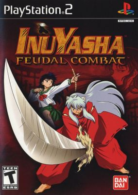 Copertina del gioco Inuyasha: Feudal Combat per PlayStation 2
