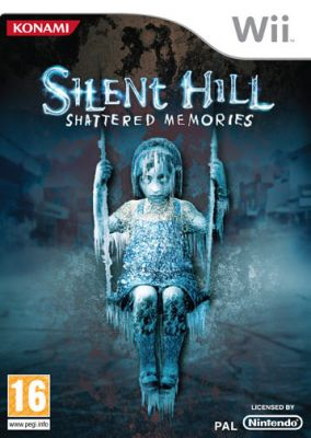Immagine della copertina del gioco Silent Hill: Shattered Memories per Nintendo Wii