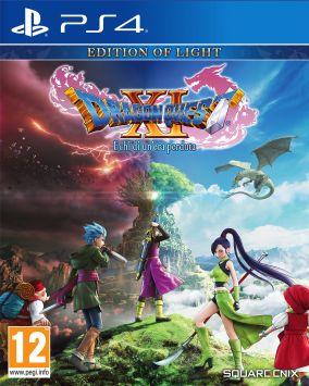 Immagine della copertina del gioco Dragon Quest XI per PlayStation 4