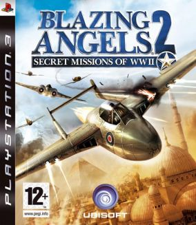 Copertina del gioco Blazing Angels 2 Secret Missions per PlayStation 3