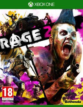 Copertina del gioco Rage 2 per Xbox One