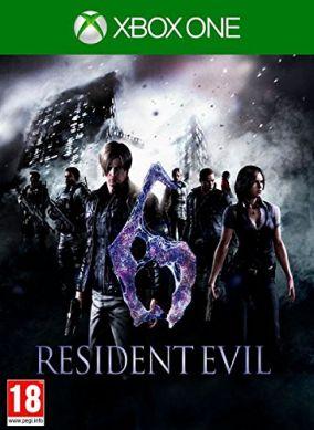 Copertina del gioco Resident Evil 6 per Xbox One
