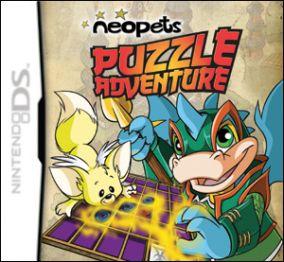 Immagine della copertina del gioco Neopets: Puzzle Adventure per Nintendo DS