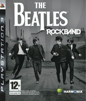 Copertina del gioco The Beatles: Rock Band per PlayStation 3