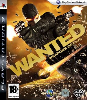 Copertina del gioco Wanted: Weapons of Fate per PlayStation 3