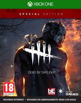 Immagine della copertina del gioco Dead by Daylight per Xbox One