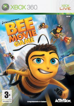 Copertina del gioco Bee movie game per Xbox 360