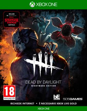 Copertina del gioco Dead by Daylight: Nightmare Edition per Xbox One