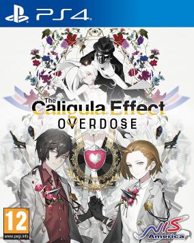 Copertina del gioco The Caligula Effect: Overdose per PlayStation 4