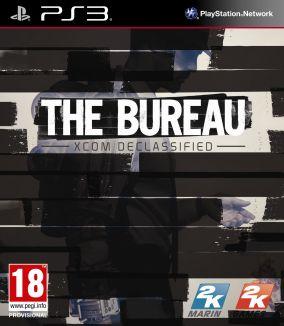 Copertina del gioco The Bureau: XCOM Declassified per PlayStation 3