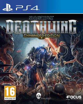 Immagine della copertina del gioco Space Hulk: Deathwing - Enhanced Edition per PlayStation 4