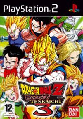 Immagine della copertina del gioco Dragon Ball Z - Budokai Tenkaichi 3 per PlayStation 2