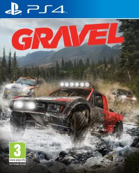 Immagine della copertina del gioco Gravel per PlayStation 4