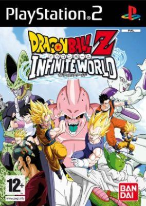 Immagine della copertina del gioco Dragon Ball Z : Infinite World per PlayStation 2