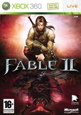 Copertina del gioco Fable 2 per Xbox 360