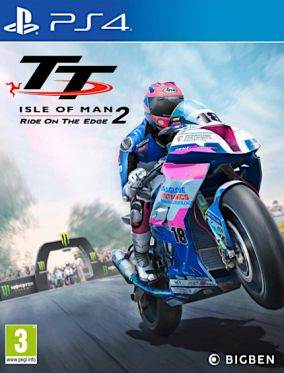 Immagine della copertina del gioco TT Isle of Man 2 per PlayStation 4