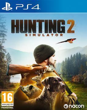 Copertina del gioco Hunting Simulator 2 per PlayStation 4